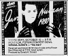 Gary Numan Michigan daily 03.10.1980